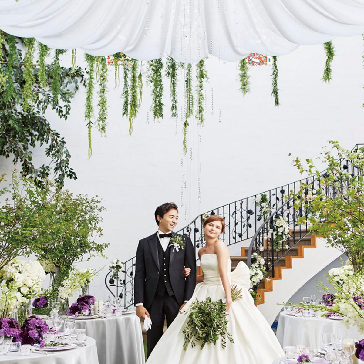 【1時間!結婚式場短時間クイックフェア】試食・結婚式場見学・結婚式見積り比較のみOK