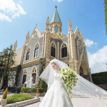 大聖堂での憧れの挙式が叶う!大聖堂&ハウスウェディングプレミアプラン