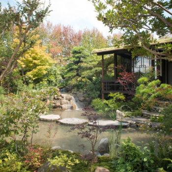日本人なら和の衣裳で写真を残そう!錦庭ロケーションプラン