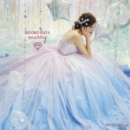 KIYOKO HATA×marryコラボウェディングドレスカラードレス無料試着フェア