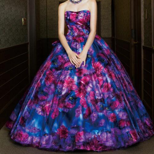 MIKA NINAGAWA(蜷川実花)ウェディングドレスカラードレス無料試着フェア