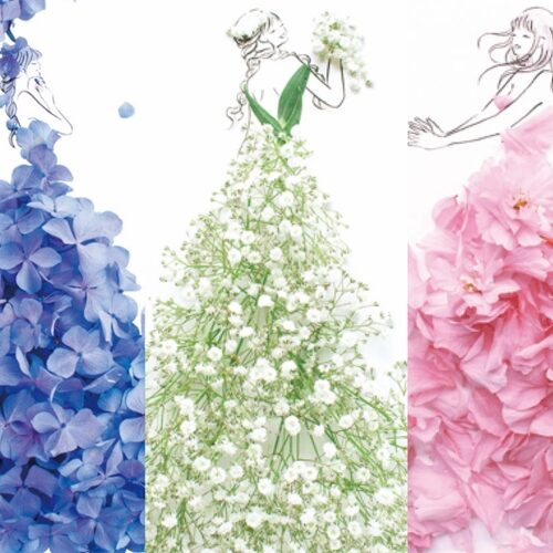 SNSで人気の作家・葉菜桜 花子 コラボドレス無料試着フェア